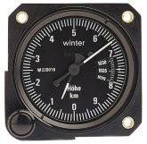 Altimetro range 0- 1000- 10000 m, 57d, millibar, form 1