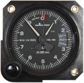Altimetro range 0-1000 - 20000 feet, 57d , inch HG , FORM 1