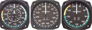 Anemometro 57d, range 40-340 km/h ,B&W