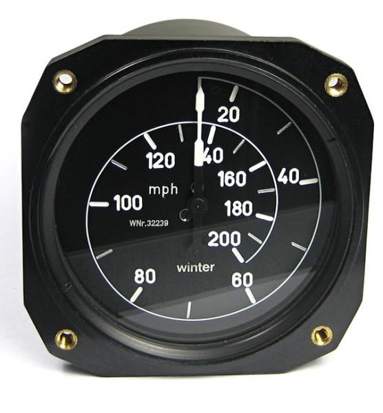 Anemometro range custom , 57d, 510°