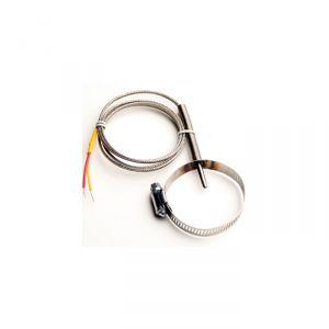 Sonda EGT a fascetta per Lycoming Continental, termocoppia tipo K, cavo 1 mt.