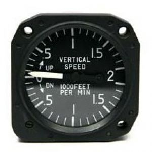 Variometro range +- 10m/s, 57d, nTso