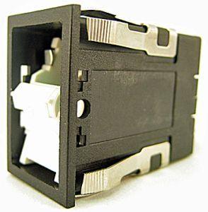 Interruttore On-On Rocker Switch Honeywell tipo bipolare DPST ( senza lente e luce)