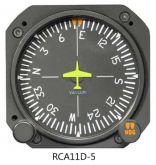 Giro direzionale vacuum con autopilota, modello RCA11D-5, certificato TSO