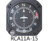 Giro direzionale vacuum, modello RCA11A-16B, certificato TSO