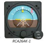 Orizzonte artificiale elettrico, modello RCA26AK-2, certificato TSO