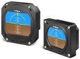 Orizzonte artificiale elettrico digitale, modello RCA2610-2 , da 57d certificato TSO, P/N. 102-0402-11-01