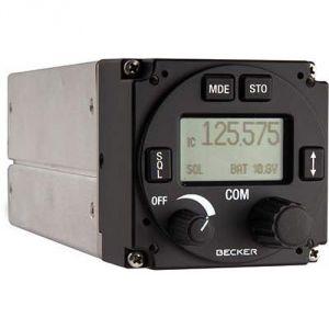 COM VHF Becker AR6201 (012) come la 022, ma 10 W, 8,33 / 25 Khz