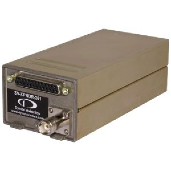 Mode-S Class 1 Transponder (for high performance aircraft) SV-XPNDR-261