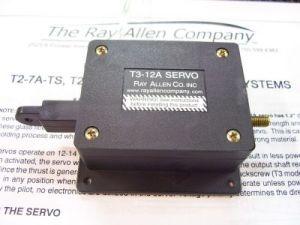 Servo Trim T3-12A Ray Allen