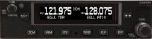 COM VHF Garmin GTR 225 Standard, 25 Khz, 10 W
