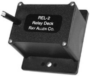 Modulo Relè per trim a 1 canale 12 VDC REL-2 Relay Deck