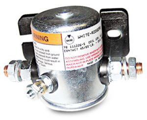 Relè di potenza 12 VDC, per master 60 amps, USA