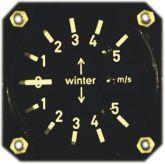 Variometro range +- 10 m / sec log, 57d, form 1