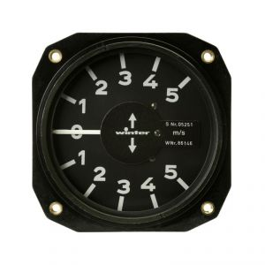 Variometro range +- 10 m/sec, 80d, form 1