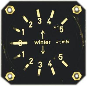 Variometro range +- 5 m / sec , 80d