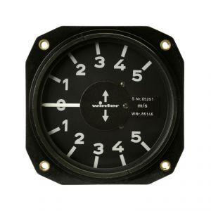 Variometro range +- 5m/sec, 80d, form 1