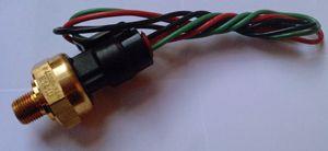 G3X Fuel pressure sensor 0-15 psi, (Carbureted engine) / motore a carburatore , Coolant Pressure, filetto da 1/8-27 NPT