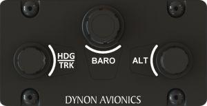 Pannello di controllo Knob SkyView Orizzontale  mod. Pomelli SV-KNOB-PANEL/H