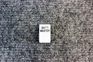 Lente per switch Rocker con: Battery Master