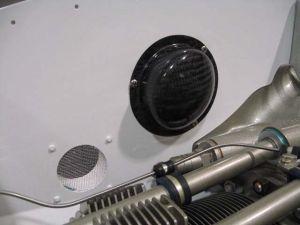 RV-10 Copertura Motor Mount