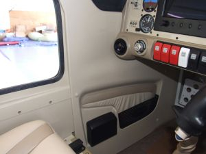 RV-10 Interior Panels - Full Set w/o Rear Air Vents
