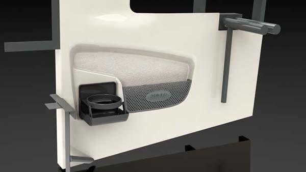 RV-10 Interior Panels - Full Set w/Rear Air Vents