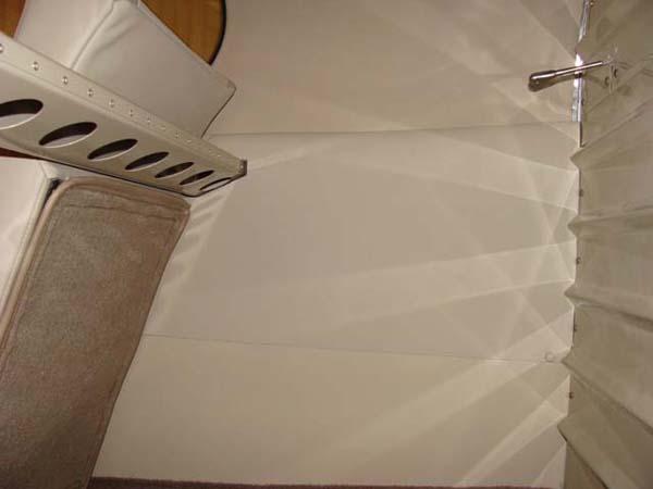 RV-10 Pannelli interni posteriori