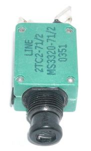 Breaker 2TC2 Series 2TC2-10, 10 Amp