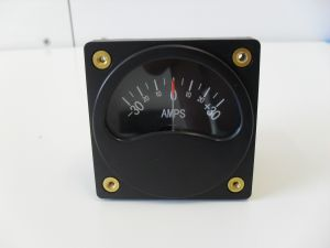 Amperometro 57d, shut ext. required +/- 30 amps