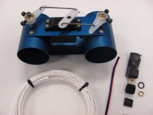 RV-10 NACA Vent Air Controller