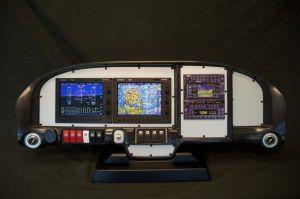 RV-7 RV-9 Contropannello asimmetrico per aerei Tip-Up