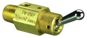 Switch da pannello per impianto aria statica alternata
