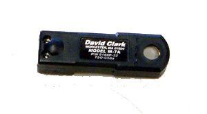 Microfono, modello M-7A Amplified Electret per braccetto in gomma