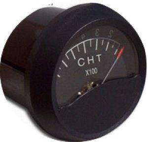 Indicatore temperatura CHT 52d 0-400°C con sonda sottocandela diam. 14mm