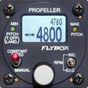 Governor Giri Costanti PR1 Power Flybox, 57d per Rotax