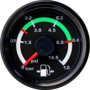 Indicatore pressione BENZINA 52d, 912-914 psi/bar, richiede sonda tipo AAN2188