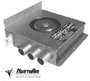 GCF 314, Cooling Fans, sistema di ventilazione da 14V con kit di installazione