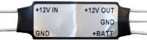 Modulo carica batteria per la batteria di Backup
