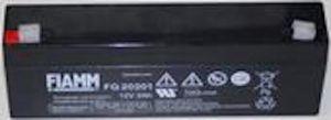 Battery 12V 2Ah (Dim. 18 x 6.5 x 3.5 cm) batteria di riserva per strumenti FlyBox