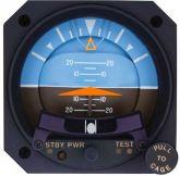 Orizzonte artificiale elettrico, 80d Modello 4300-314