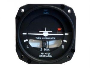 Turn Coordinator, Modello 1394T100-3B, 80d