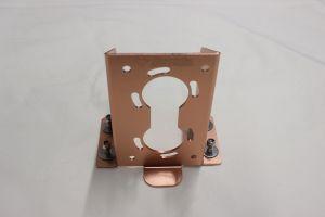 Staffa servocomando per installazione verticale