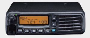COM VHF ICOM IC-A120E , ricetrasmettitore aeronautico VHF da base , veicolare