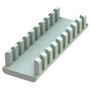 Grommet in nylon MS21266-1N per lamiera