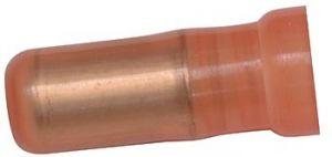 End Splices Colore: Rosso, per cavo: 22-16, Confezione da 10 pz