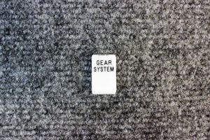Lente per switch Rocker con: Gear System