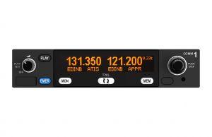 Trig TY96 TSO sistema completo, radio VHF