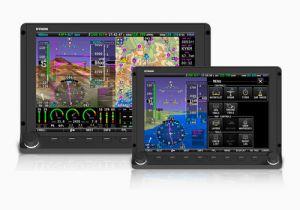 "Display Skyview modello SV-HDX800/A da 7"" (Solo display), include MAP270"