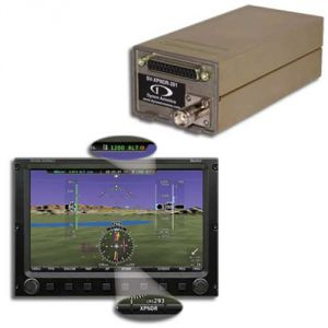 Mode-S Class 2 Transponder for skyview (for <15,000 feet, <175 Knots), SV-XPNDR-262